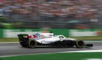 Lance Stroll Grand Prix Włoch 2018 F1 Monza Williams