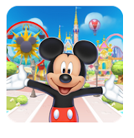 Disney Magic Kingdoms app