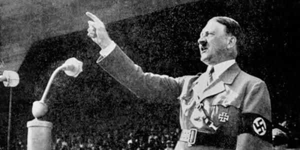 American History : Standing Down Hitler