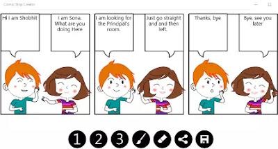 Software untuk membuat komik strip-2