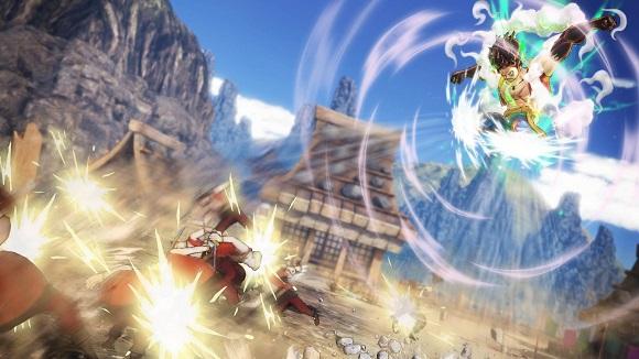 One Piece Pirate Warriors 4 Gameplay