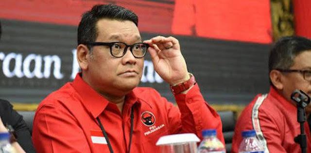 Nasdem-PKS Digadang Berkoalisi, PDIP: Sah-Sah Saja Itu Strategi