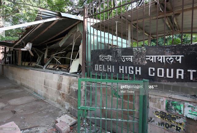 कोर्टना मामले में दिल्ली सरकार को फटकार लगाई, क्यों दी जा रही छूट, स्टेटस रिपोर्ट मांगी