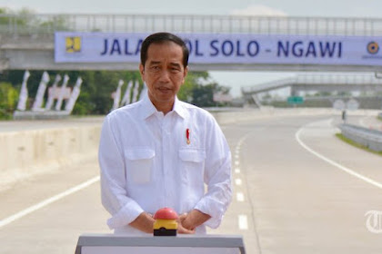 Diresmikan Jokowi, Kini Tol Solo Bakal Dijual ke Investor Hong Kong