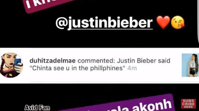 Kim Chiu, 'Di Napiligan Ang Sarili Matapos Mapansin Ni Justin Bieber At Ginawa Ang Bagay Na Ito!