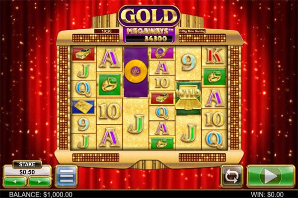 Main Gratis Slot Indonesia - Gold Megaways Big Time Gaming
