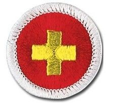The First Aid Merit Badge