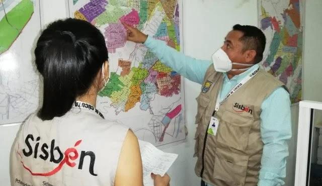 En tres etapas se dividirá la reactivación de la atención en la Dirección del Sisbén en Villavicencio