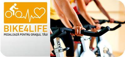 Bike4Life Craiova pe 10 Septembrie