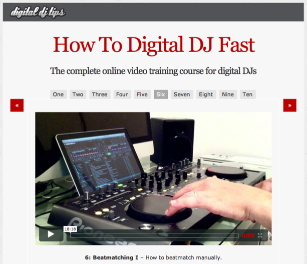 how to digital dj fast free download