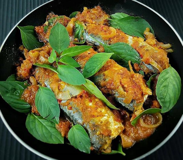 resep sarden, masakan sarden ala rumahan