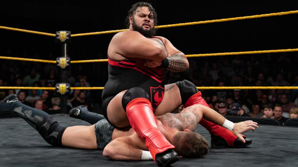 Bronson Reed comenta sobre os rumores de subida ao main roster da WWE