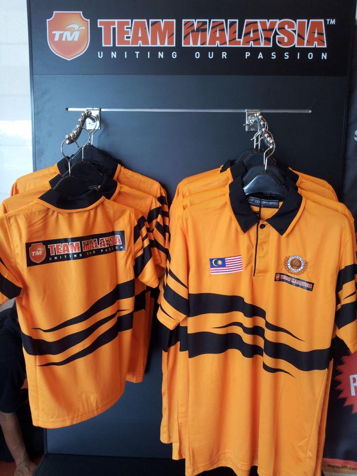 PROMOSI HABIS Baju Team Malaysia Jiwa ROsak