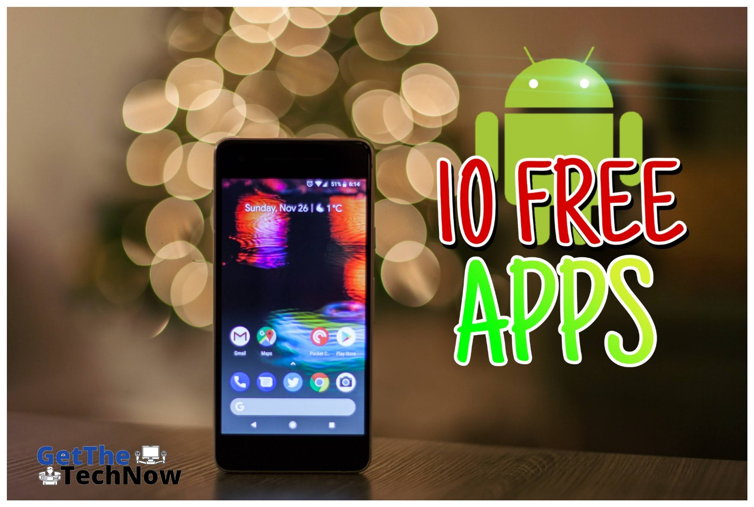Free-Android-Applications-in-2020