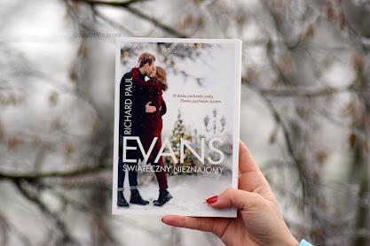 """""""Świąteczny nieznajomy"""" - Richard Paul Evans"""