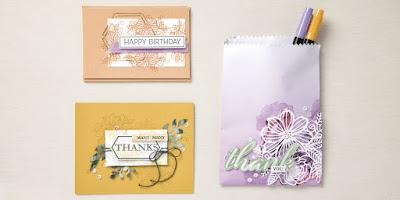 June 2021 Expressions In Color Paper Pumpkin Alternative Projects #paperpumpkin