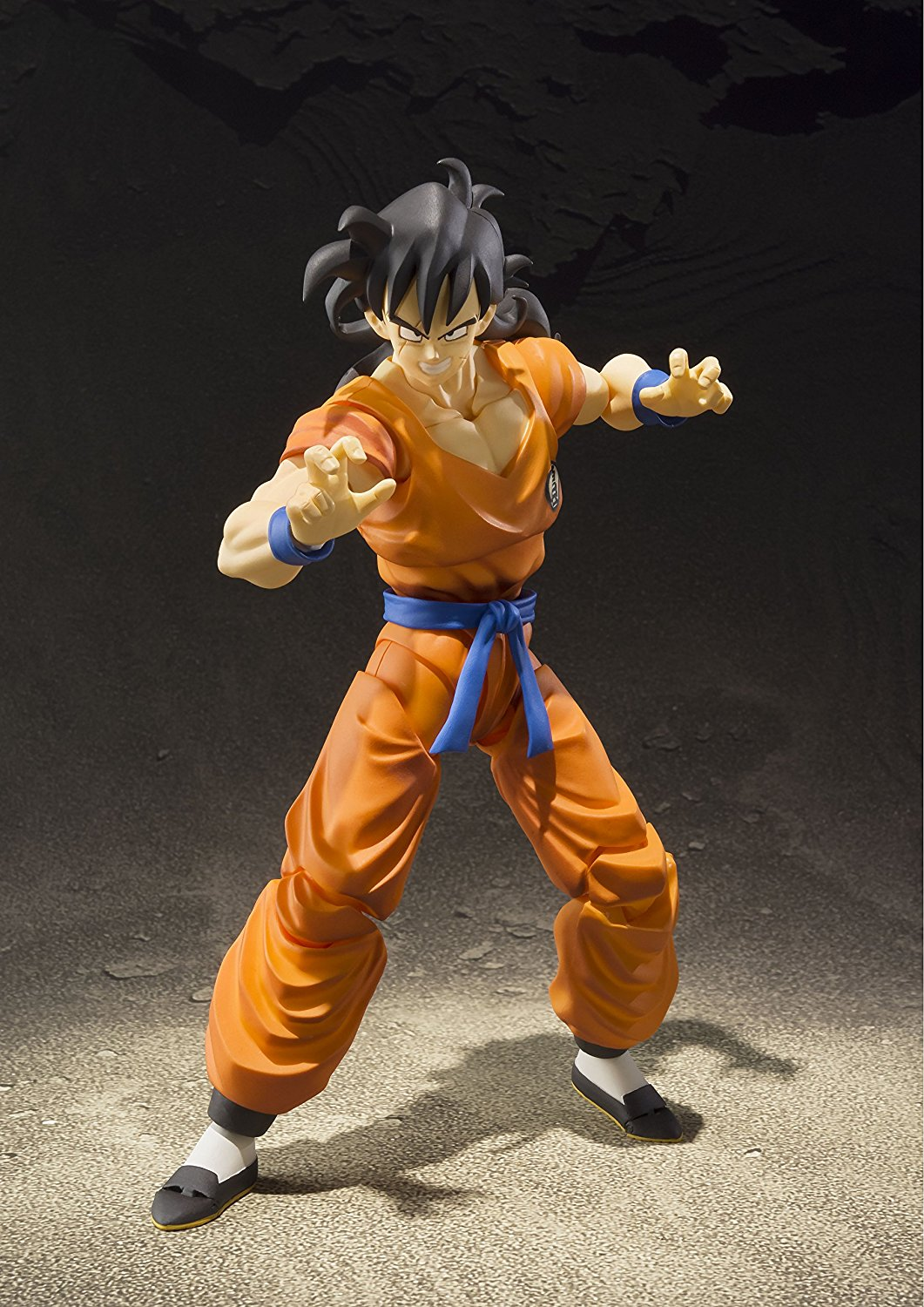 Dragon Ball Toys : Toy review s h figuarts yamcha dragon ball z action