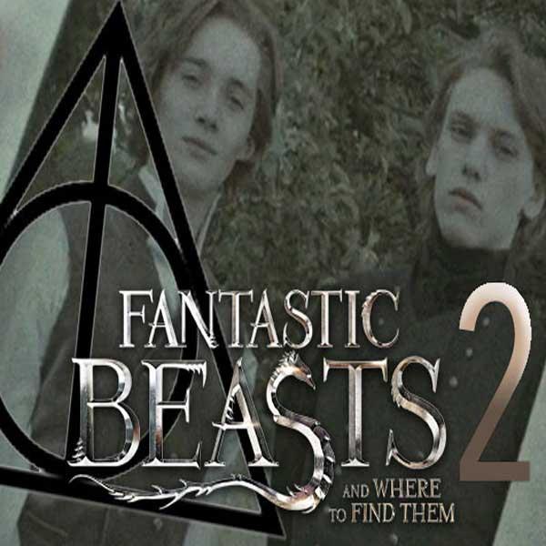 Foto Pada Sekuel Terbaru Fantastic Beast Memunculkan Johnny Depp Dan Jude Law