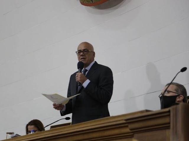 Jorge Rodríguez dice: no hay obstáculo para la elección regional y municipal