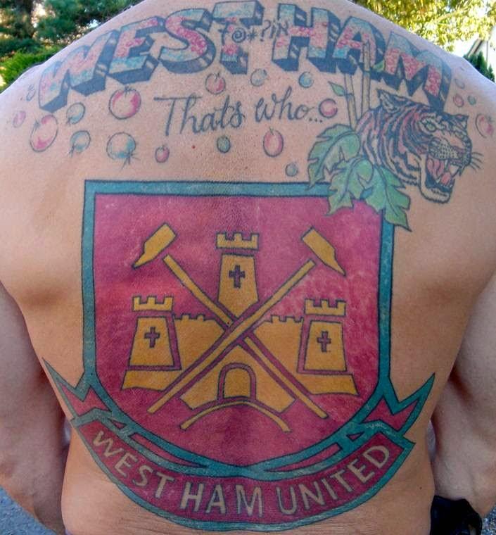 The Worst Football Fan Tattoos Footy Fair