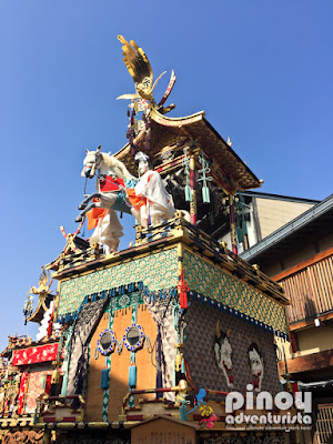 Festivals in Gifu Japan