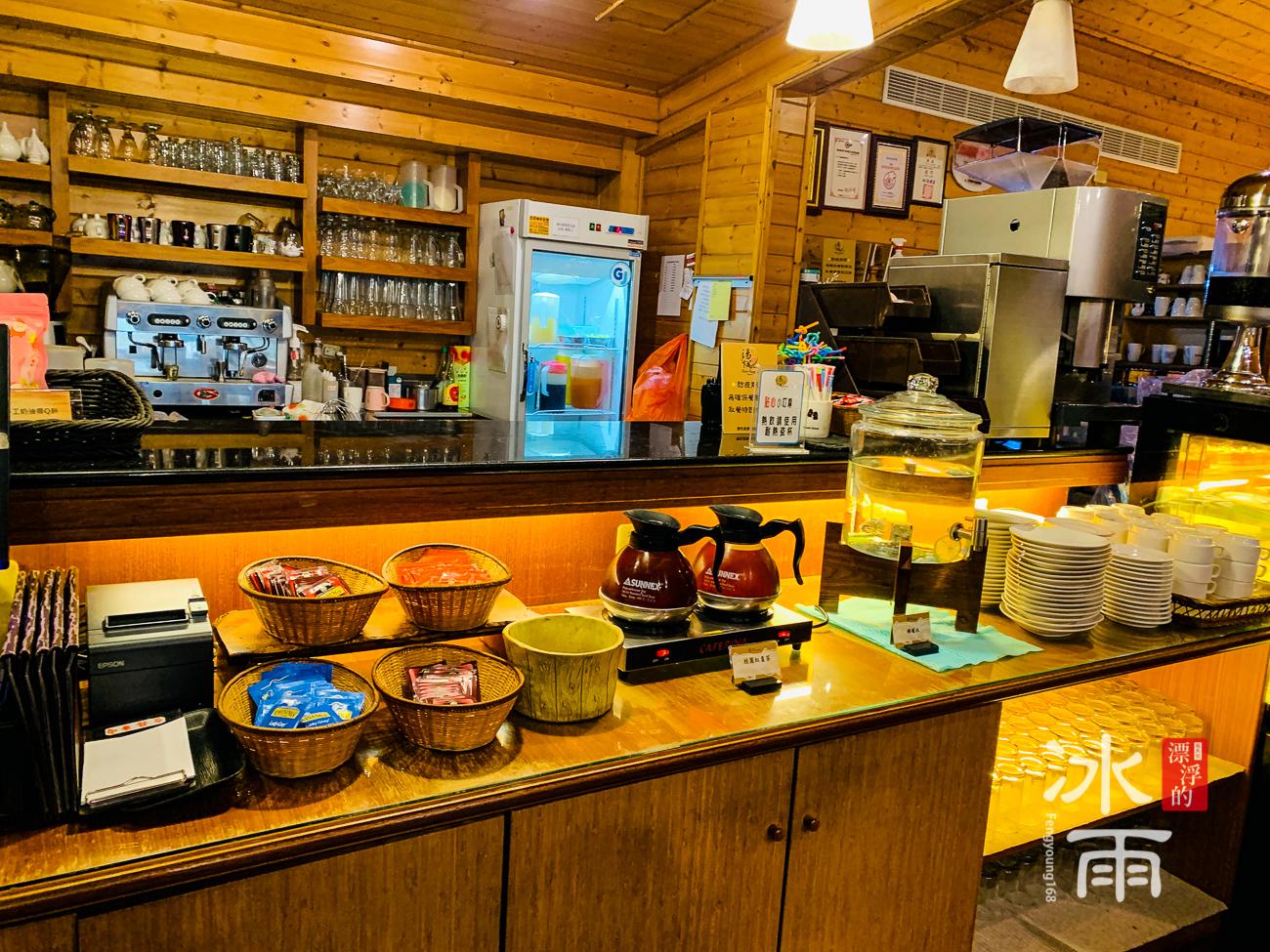泰安湯悅溫泉會館|餐廳內