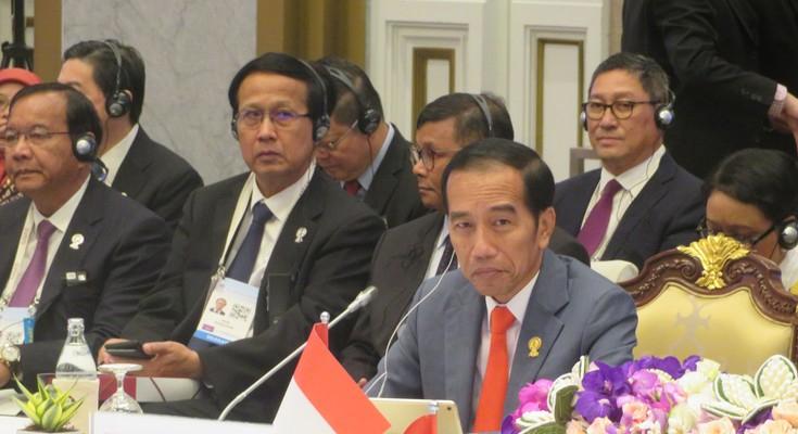 Jokowi Ucapkan Selamat Terima kasih Kepada Pada Menteri