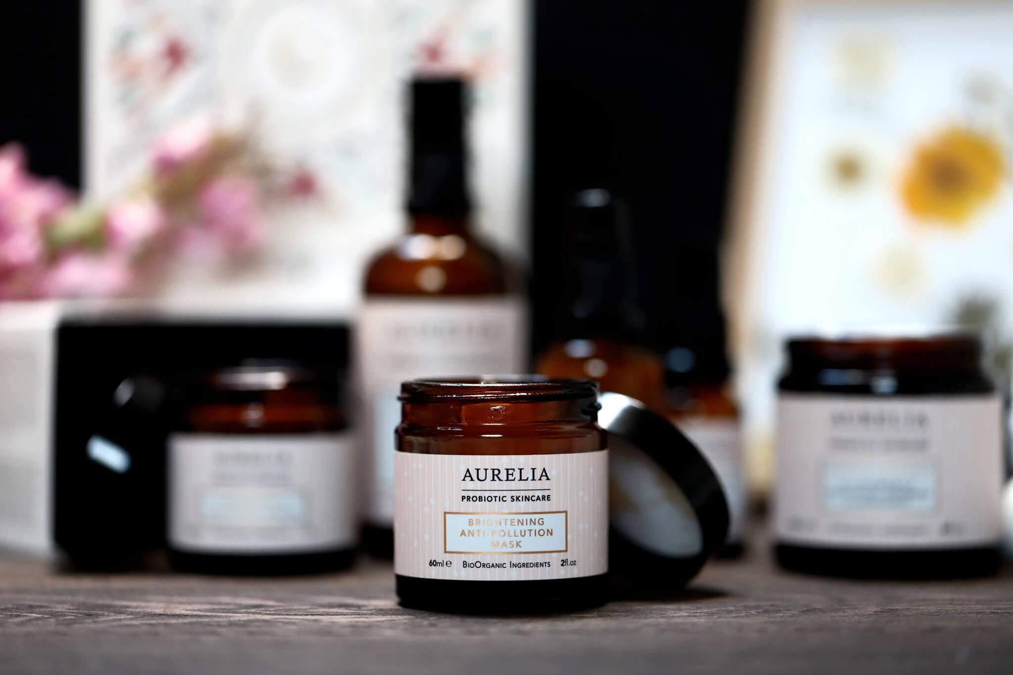 Aurelia Probiotic Masque Anti pollution