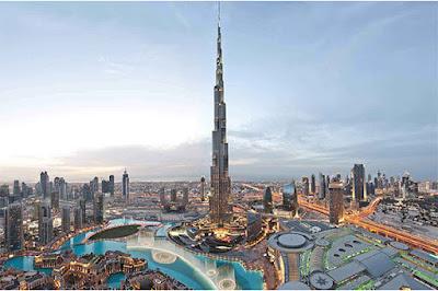 أفضل 5 أماكن سياحة في دبي يجب أن تزورها