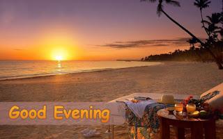 Good Evening Image In Hindi
