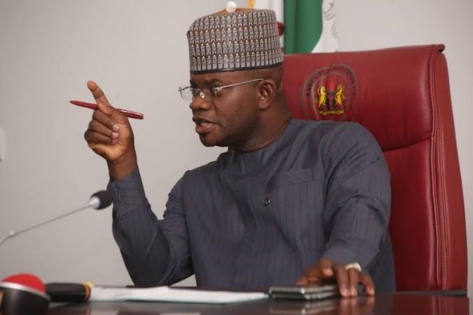 Supreme Court Confirms Yahaya Bello As Kogi Governor