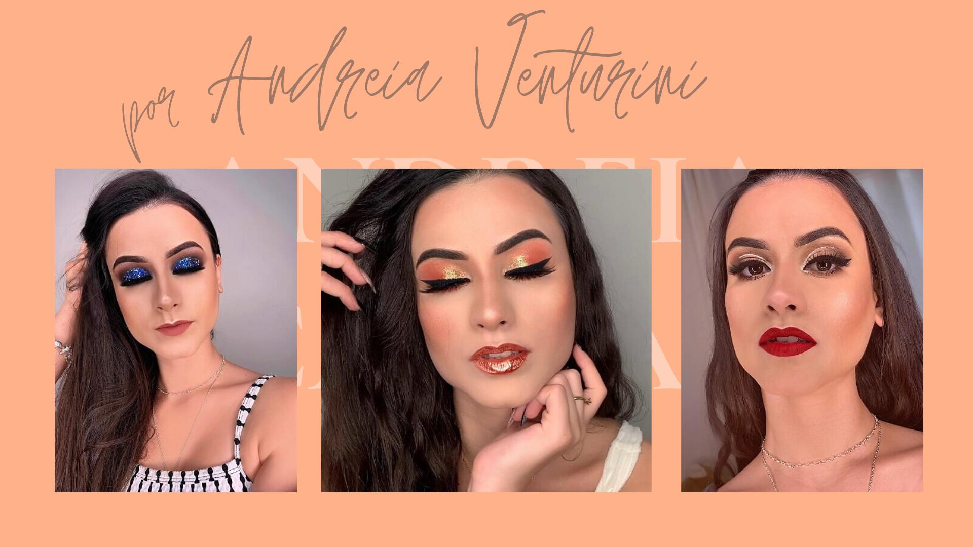 Curso Maquiagem na Web por Andreia Venturine