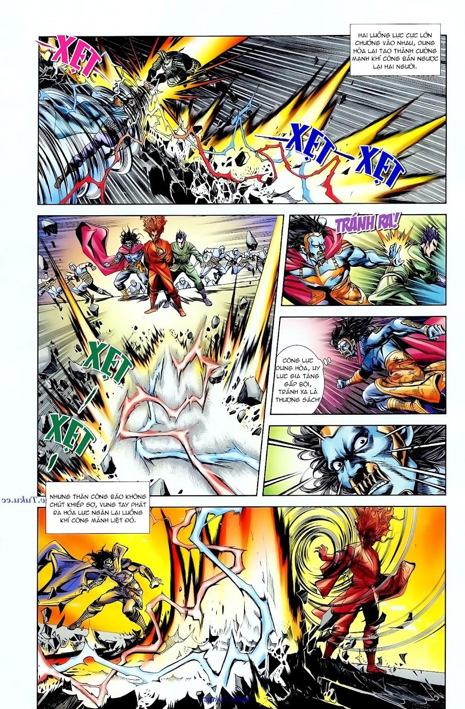 Cơ Phát Khai Chu Bản chapter 97 trang 15