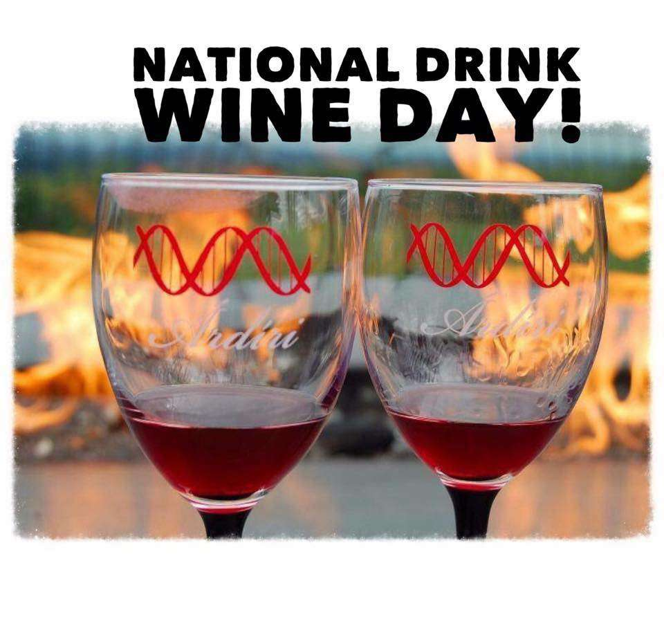 National Drink Wine Day Wishes Images