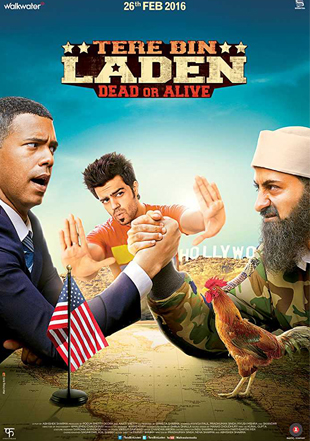 Tere Bin Laden Dead or Alive 2016 Full Hindi Movie Download HDRip 720p