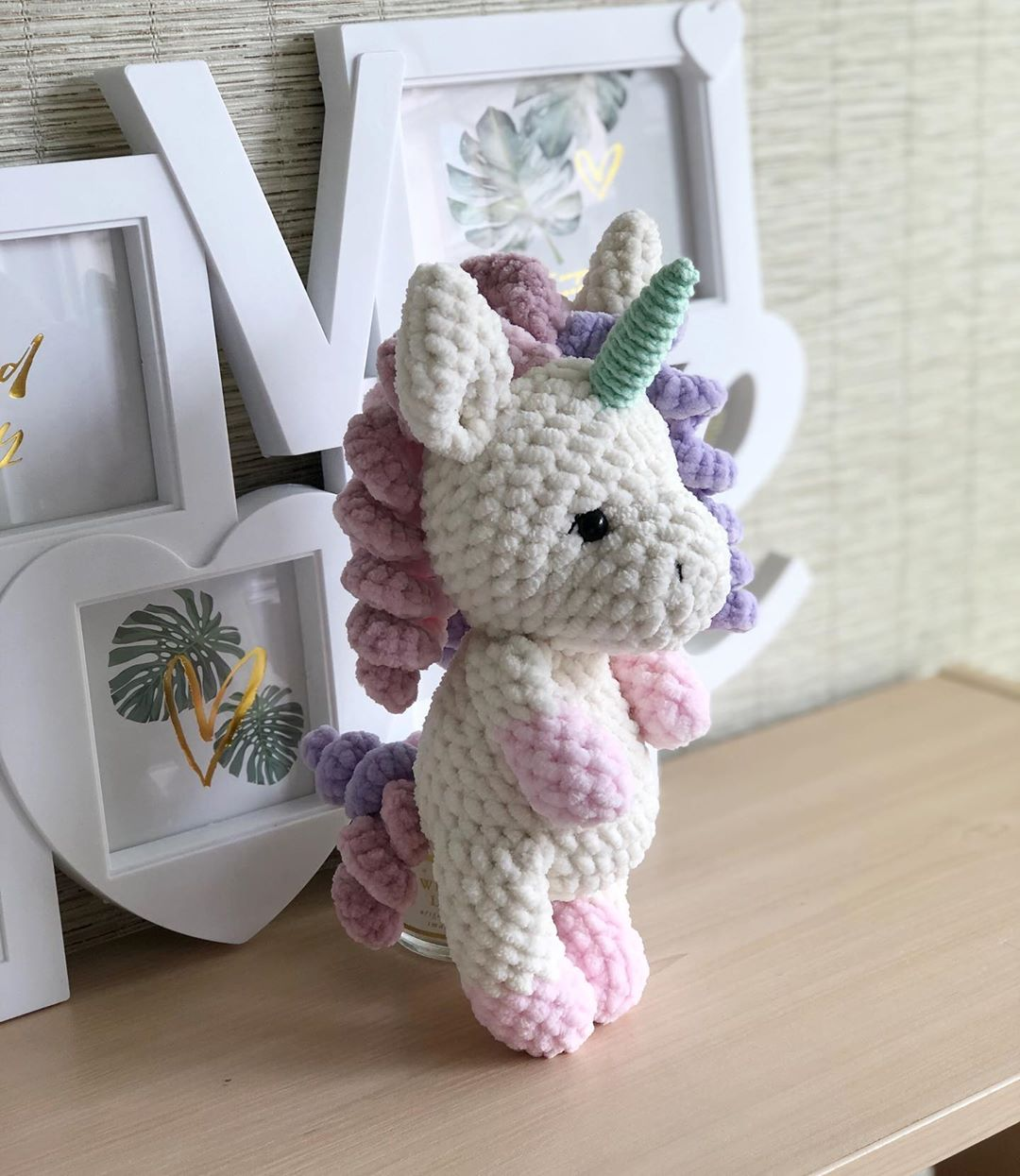 Horse White Dream Crochet Pattern Amigurumi toy (LittleOwlsHut ... | 1245x1080