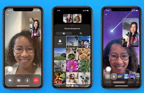 سيسمح Facebook للمبدعين بوضع تأثيرات AR الخاصة بهم في Messenger و Portal