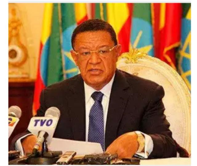 Ethiopias président mularu T'estime resigns