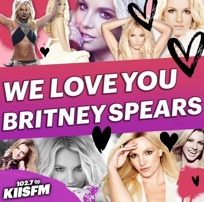 102.7 KIIS FM: Britney iHeart Support Mix (DJ triple XL Remix)
