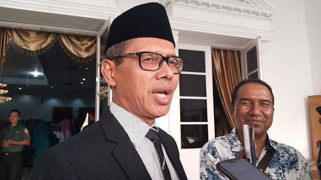 Soal Penghapusan Aplikasi Injil, Gubernur Irwan Siap Dibully Demi Menjaga Martabat Orang Minangkabau