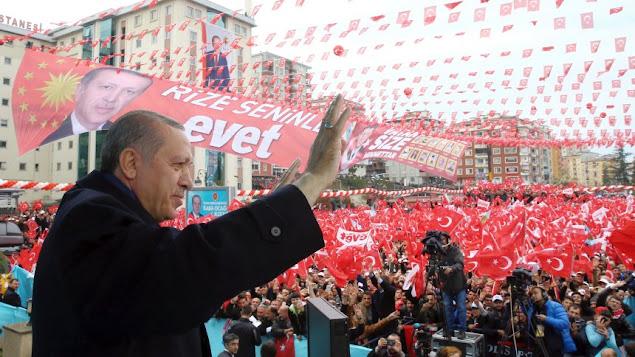 Erdogan: Referendum Akhiri Konflik Selama 200 Tahun di Turki
