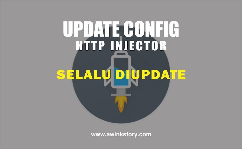 Kumpulan Update Config HTTP Injector