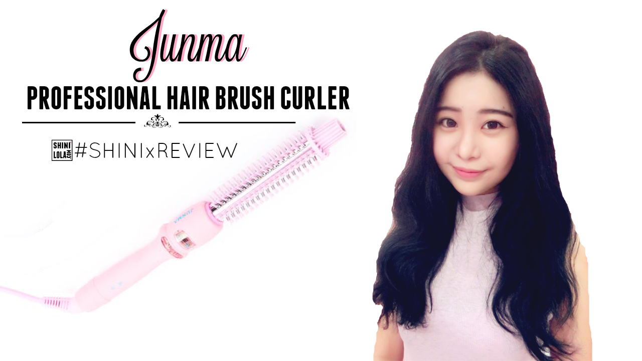 Shinixreview Junma Professional Hair Brush Curler Shini Lola Travel Hola Since Chinese New Year Is Coming Soon Have You Girls Bought Any In Order To Set Your Nicely Done If Havent Then Should