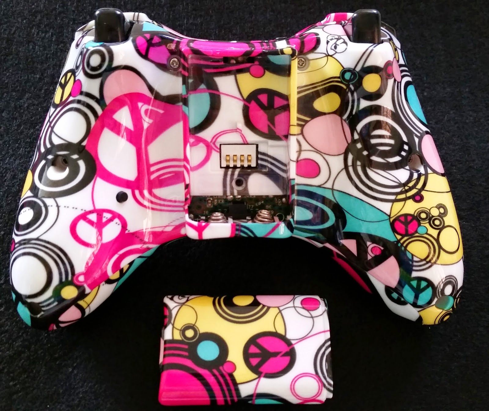 Controller Modz Video Game Controllers (Accessories Review