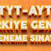 PARAF 2019 TÜRKİYE GENELİ DENEME SINAVI CEVAP ANAHTARI