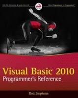 Visual Basic 2010 Programmer's Reference Book