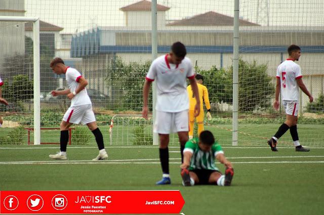 Fotos Derbi División Honor Juvenil Sevilla Betis