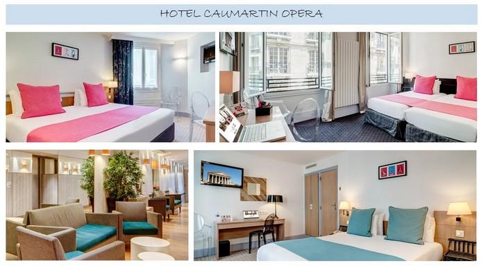 hotel caumartin opera