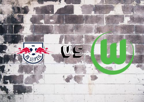 RB Leipzig vs Wolfsburg  Resumen