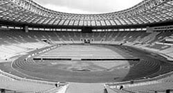 Estadio olímpico Moscú 1980